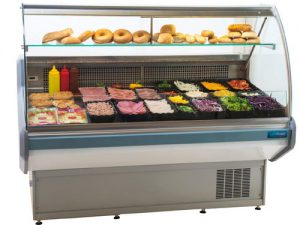 DCF1600 Deli Counter
