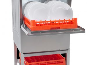 K500 Max Wash-Rinse-Drain Dishwasher/Glasswasher