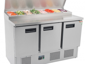 PCF1365E Prep Refrigerator