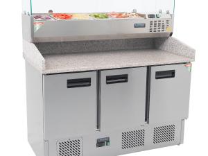 PT1400E Pizza Counter