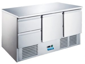 RC1370E-2D Refrigerated Counter