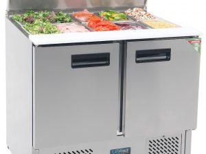 SA900E Saladette Fridge